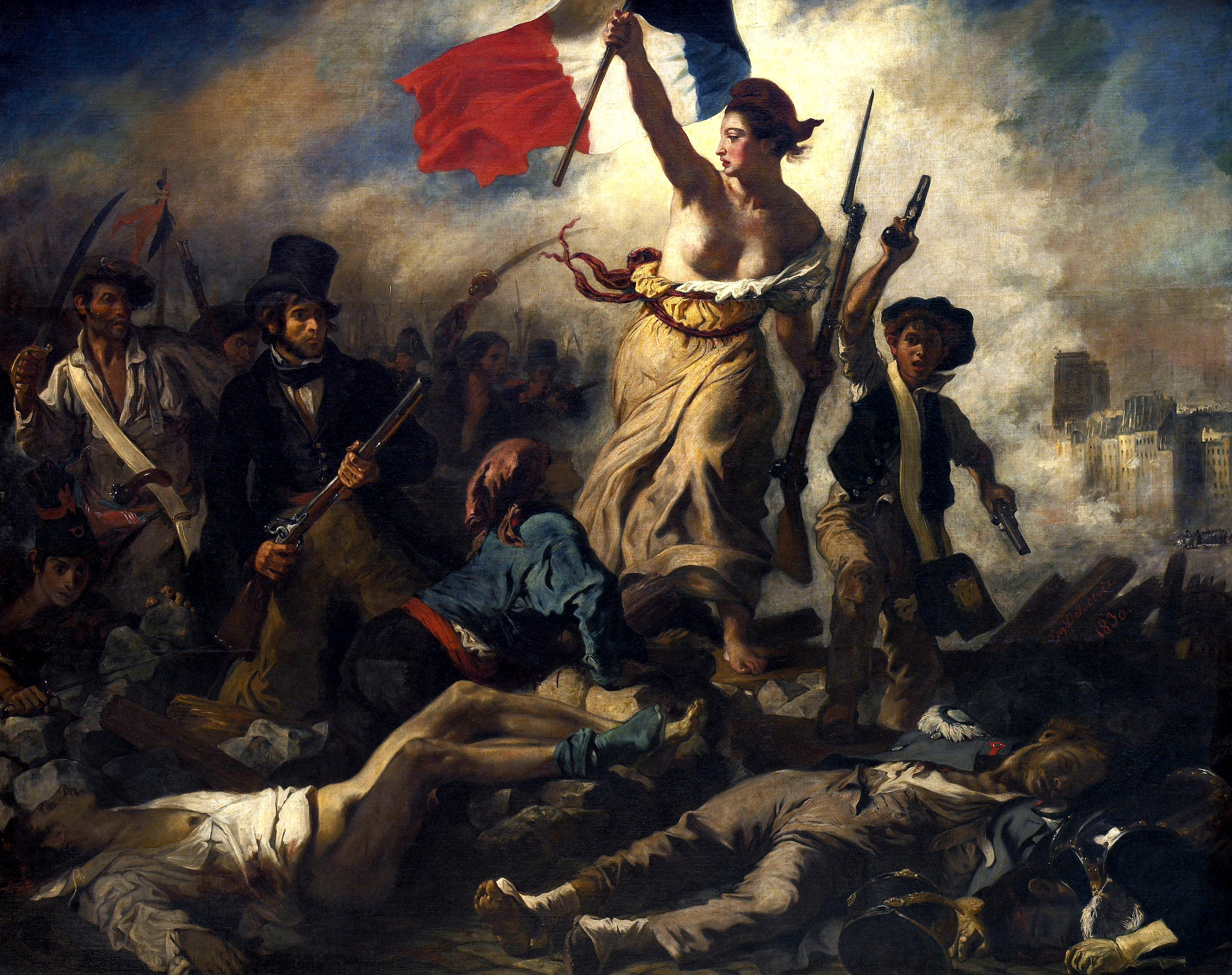 Revolutions and Contention